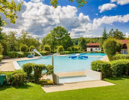 Freibad Illschwang Schwimmbecken