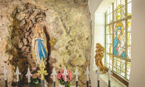Lourdes Grotte
