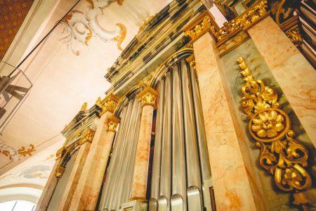 St. Vitus - Orgel