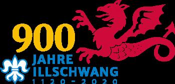 900 Jahre Illschwang Logo