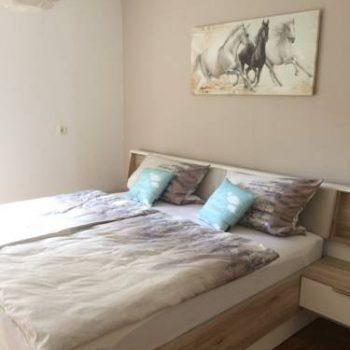Ferienwohnung im Grünen Schlafzimmer