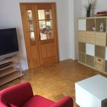 Ferienwohnung im Grünen Wohnzimmer