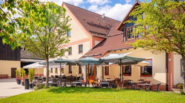 Gasthaus Schmidt in Aichazandt