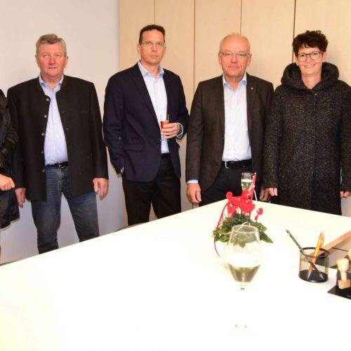 Rathauseinweihung in Illschwang 2019 1