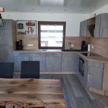 Ferienwohnung Waldblick Küche