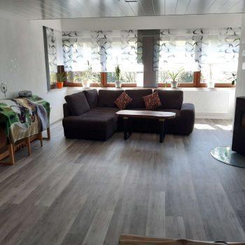 Ferienwohnung Waldblick Wohnzimmer